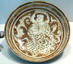 Instrument de musique médiéval iranien, le rabab. Source : http://data.abuledu.org/URI/5113e581-instrument-de-musique-medieval-iranien-le-rabab