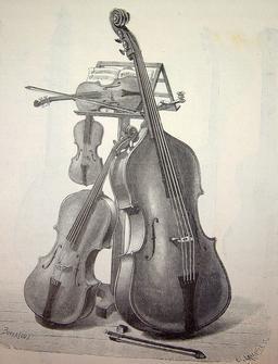 Instruments à cordes. Source : http://data.abuledu.org/URI/53024184-instruments-a-cordes