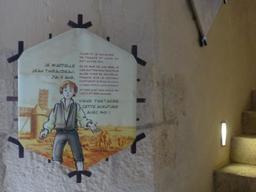 Intérieur de la tour de la Chaîne à La Rochelle. Source : http://data.abuledu.org/URI/582114dc-interieur-de-la-tour-de-la-chaine-a-la-rochelle