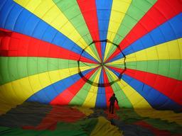 Intérieur de montgolfière. Source : http://data.abuledu.org/URI/52cf31e5-interieur-de-montgolfiere