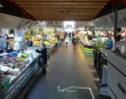 Intérieur du marché couvert de Nancy. Source : http://data.abuledu.org/URI/581a381b-interieur-du-marche-couvert-de-nancy