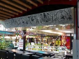 Intérieur du marché couvert de Nancy. Source : http://data.abuledu.org/URI/581a3857-interieur-du-marche-couvert-de-nancy