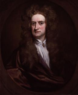 Portrait d'Isaac Newton en 1702. Source : http://data.abuledu.org/URI/537362ef-isaac-newton-
