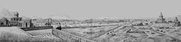 Isfahan en 1840. Source : http://data.abuledu.org/URI/5652102a-isfahan-en-1840