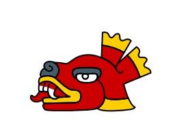 Itzcuintli, le chien du calendrier aztèque. Source : http://data.abuledu.org/URI/540b5b00-itzcuintli-le-chien-du-calendrier-azteque