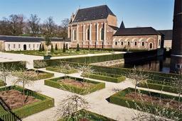 Jardin à la française. Source : http://data.abuledu.org/URI/506e8c4b-jardin-a-la-francaise