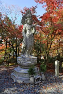 Jardin bouddhiste à Kyoto. Source : http://data.abuledu.org/URI/59da9985-jardin-bouddhiste-a-kyoto