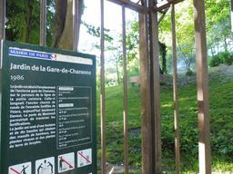 Jardin de la gare de Charonne. Source : http://data.abuledu.org/URI/592f7925-jardin-de-la-gare-de-charonne
