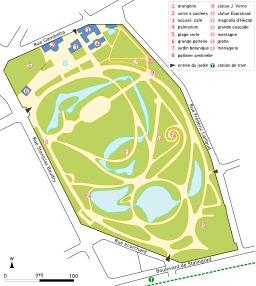 Jardin des Plantes de Nantes. Source : http://data.abuledu.org/URI/51d09f87-jardin-des-plantes-de-nantes