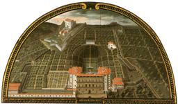 Jardin et palais florentin. Source : http://data.abuledu.org/URI/50e2efbd-jardin-et-palais-florentin