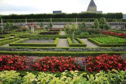 Jardin potager de Villandry. Source : http://data.abuledu.org/URI/55e75bfb-jardin-potager-de-villandry