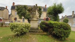 Jardin public à Montignac-24. Source : http://data.abuledu.org/URI/5994baf4-jardin-public-a-montignac-24