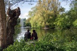 Jardin public en Suède. Source : http://data.abuledu.org/URI/52b979b3-jardin-public-en-suede