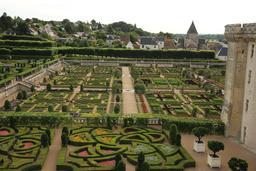 Jardins de Villandry. Source : http://data.abuledu.org/URI/55e6bde2-jardins-de-villandry