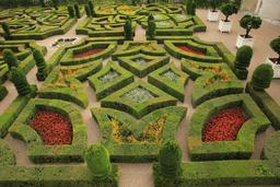 Jardins de Villandry. Source : http://data.abuledu.org/URI/55e6dfb6-jardins-de-villandry