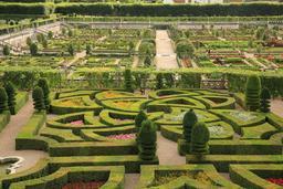 Jardins de Villandry. Source : http://data.abuledu.org/URI/55e6e50f-jardins-de-villandry