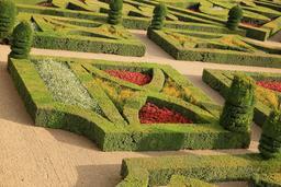 Jardins de Villandry. Source : http://data.abuledu.org/URI/55e6e59d-jardins-de-villandry