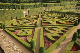 Jardins de Villandry. Source : http://data.abuledu.org/URI/55e7055a-jardins-de-villandry