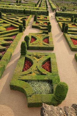 Jardins de Villandry. Source : http://data.abuledu.org/URI/55e7065b-jardins-de-villandry