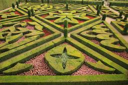 Jardins de Villandry. Source : http://data.abuledu.org/URI/55e706e2-jardins-de-villandry
