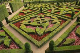 Jardins de Villandry. Source : http://data.abuledu.org/URI/55e708c7-jardins-de-villandry