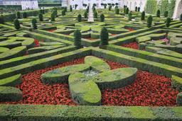 Jardins de Villandry. Source : http://data.abuledu.org/URI/55e70bdf-jardins-de-villandry