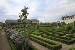 Jardins de Villandry. Source : http://data.abuledu.org/URI/55e72e1d-jardins-de-villandry