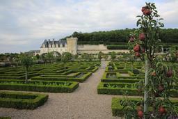 Jardins de Villandry. Source : http://data.abuledu.org/URI/55e75253-jardins-de-villandry