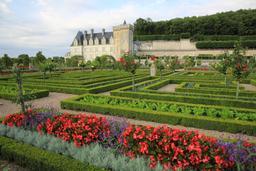 Jardins de Villandry. Source : http://data.abuledu.org/URI/55e7537c-jardins-de-villandry