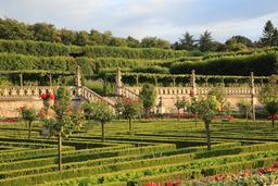 Jardins de Villandry. Source : http://data.abuledu.org/URI/55e76270-jardins-de-villandry