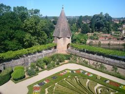 Jardins du Palais de la Berbie à Albi. Source : http://data.abuledu.org/URI/596d6ffa-jardins-du-palais-de-la-berbie-a-albi