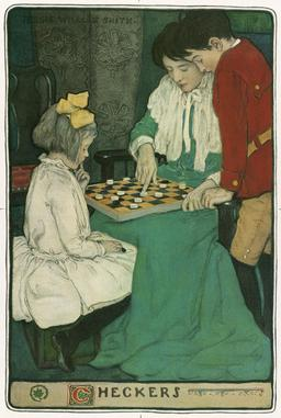Jeu d'échecs en famille. Source : http://data.abuledu.org/URI/53445b17-jeu-d-echecs-en-famille