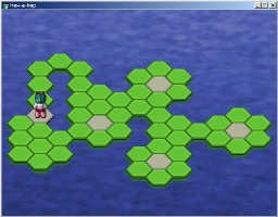 Jeu d'hexagones Hex-a-hop. Source : http://data.abuledu.org/URI/52f7f4b3-jeu-d-hexagones-hex-a-hop