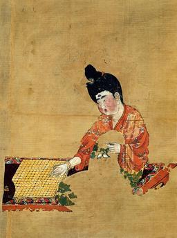 Jeu de Go en Chine. Source : http://data.abuledu.org/URI/520e0368-jeu-de-go-en-chine