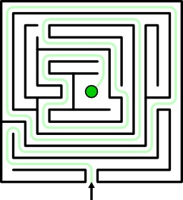 Jeu de labyrinthe. Source : http://data.abuledu.org/URI/53cd9c53-jeu-de-labyrinthe