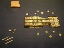 Jeu de Mésopotamie. Source : http://data.abuledu.org/URI/50eb152e-jeu-de-mesopotamie