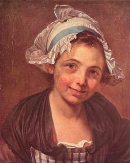 Jeune fille au bonnet. Source : http://data.abuledu.org/URI/50fc6854-jeune-fille-au-bonnet