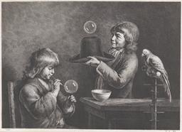 Jeux d'enfants en 1799. Source : http://data.abuledu.org/URI/53b13f44-jeux-d-enfants-en-1799