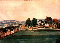 Johannisfriedhof de Dürer. Source : http://data.abuledu.org/URI/50b4c194-johannisfriedhof-de-durer