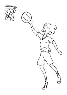 Jouer au basket. Source : http://data.abuledu.org/URI/5026b724-jouer-au-basket