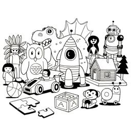 Jouets. Source : http://data.abuledu.org/URI/52d7adec-jouets