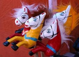 Jouets mexicains en papier mâché. Source : http://data.abuledu.org/URI/52c9dfb8-jouets-mexicains-en-papier-mache