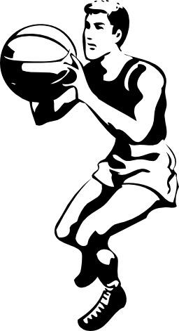 Joueur de basketball. Source : http://data.abuledu.org/URI/504a2f06-joueur-de-basketball