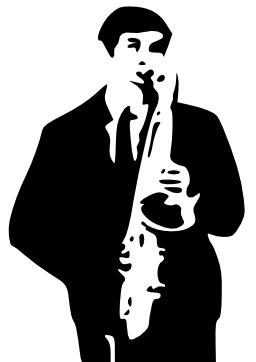 Joueur de saxophone. Source : http://data.abuledu.org/URI/5047b93c-joueur-de-saxophone