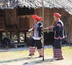 Joueurs de flûte en Thaïlande. Source : http://data.abuledu.org/URI/53b4833f-joueurs-de-flute-en-thailande