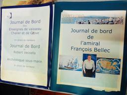 Journaux de bord des expéditions de Vanikoro. Source : http://data.abuledu.org/URI/596e36f7-journaux-de-bord-des-expeditions-de-vanikoro