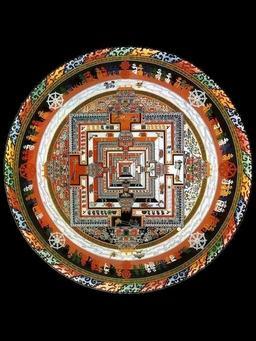 Kalachakra, la roue du temps. Source : http://data.abuledu.org/URI/529e58a1-kalachakra-la-roue-du-temps
