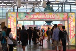 Kawaii à l'expo 2014. Source : http://data.abuledu.org/URI/593657bb-kawaii-a-l-expo-2014