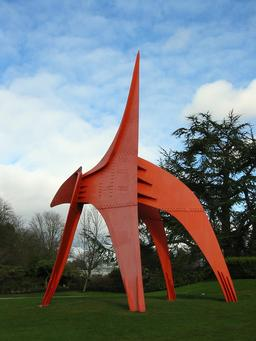 L'aigle de Calder à Seattle. Source : http://data.abuledu.org/URI/541eef9b-l-aigle-de-calder-a-seattle