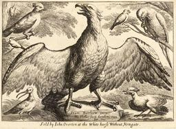 L'aigle et les oiseaux. Source : http://data.abuledu.org/URI/54b2eed8-l-aigle-et-les-oiseaux
